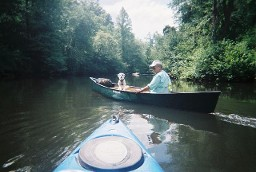 Toccoa River kayak or canoe rentals